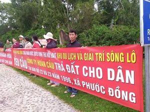 Thanh tra Chính phủ kiểm tra dự án Khu du lịch và giải trí Sông Lô Nha Trang