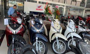 Khách hàng nản với những lỗi vặt của xe tay ga Honda