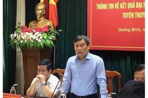 Quảng Bình dừng chi hơn 2 tỷ mua cặp đựng tài liệu phục vụ Đại hội