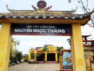 Về Bến Tre thăm Đền thờ Lãnh Binh Thăng