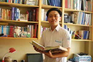 Nam sinh chuyên Lý giành huy chương Bạc Olympic Sinh học quốc tế