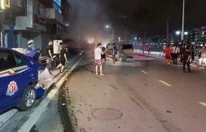 Khởi tố tài xế xe Lexus đâm liên hoàn trên phố đi bộ khiến 2 người thương vong