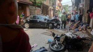 Tin giao thông ngày 31/8: Tai nạn liên hoàn ở Khánh Hòa, Hà Nội