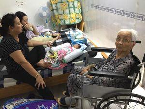 Sắp xử vụ cụ bà 107 tuổi ở Bạc Liêu kiện con gái