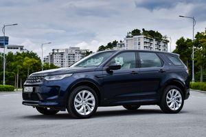 Đánh giá Land Rover Discovery Sport 2020 - đa dụng và nhiều công nghệ