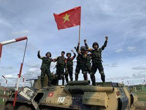 Các đội tuyển QĐND Việt Nam giành thành tích cao tại Army Games mừng Quốc khánh