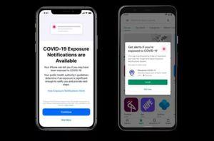Phiên bản iOS 13.7 cho iPhone 'tham gia' phòng chống dịch COVID-19