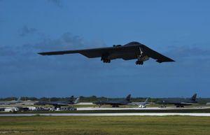 Mỹ nâng cấp phi đội máy bay ném bom chiến lược