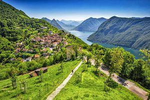 Thụy Sĩ hoàn thành dự án đường sắt qua dãy Alps, rút ngắn kết nối châu Âu