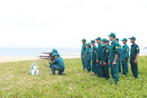 Vạn Ninh: Chú trọng phát triển đảng viên trong dân quân