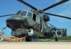 Việt Nam có cơ hội nâng cấp Mi-8/17 lên 'bão tố' Mi-171Sh-VN?