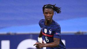 Camavinga trở thành cầu thủ trẻ nhất thi đấu cho tuyển Pháp kể từ năm 1914