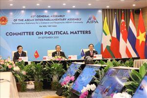 AIPA 41: Nội dung nghị sự mang tính bao trùm, toàn diện, vì sự thịnh vượng chung