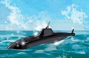 Nga tiết lộ dự án tàu ngầm tuyệt mật thế hệ thứ năm