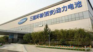 Samsung chuyển dây chuyển sản xuất tivi duy nhất tại Trung Quốc sang Việt Nam