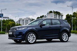 Đánh giá Land Rover Discovery Sport 2020 giá từ 2,61 tỷ tại Việt Nam