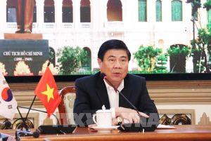 Mở rộng hợp tác giữa Tp. Hồ Chí Minh và thành phố Daegu, Hàn Quốc