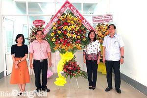Lãnh đạo tỉnh thăm và chúc mừng Cơ quan thường trú Thông tấn xã Việt Nam tại Đồng Nai