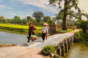 Kho tư liệu về kiến trúc làng Việt