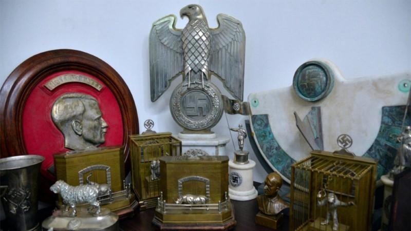 'Mở khóa' kho báu của Đức Quốc xã ở Argentina