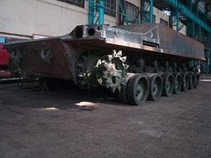 Xe chiến đấu bộ binh hạng nặng bị quên lãng của Ukraine
