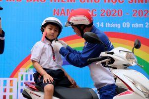 Bảo đảm an toàn giao thông cho học sinh là nhiệm vụ quan trọng