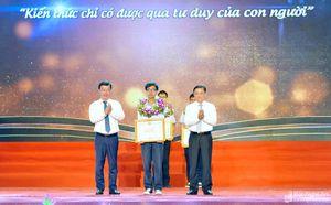 Nghệ An tuyên dương 119 học sinh đạt giải quốc tế, quốc gia và đạt điểm thi tốt nghiệp THPT cao