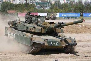 Xe tăng mạnh nhất NATO hiện diện tại sườn Tây Nga