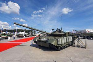 Một sửa đổi mới của xe tăng T-80 đã được cấp bằng sáng chế