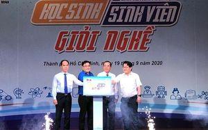TP. HCM: Hơn 400 thí sinh tham gia hội thi 'Học sinh, sinh viên giỏi nghề' lần thứ 12 năm 2020