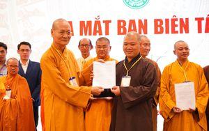 Tạp chí Văn hóa Phật giáo công bố mã chuẩn quốc tế ISSN