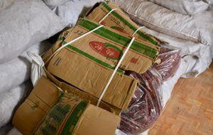 13 tấn thuốc đông y nghi nhập lậu từ Trung Quốc