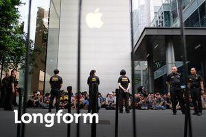 Cựu quản lý Apple Việt Nam: 'Táo khuyết quá kỳ lạ'