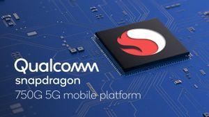 Qualcomm giới thiệu nền tảng di động mới Snapdragon 750G 5G