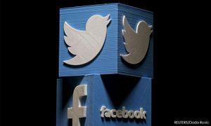 Chính phủ Thái Lan muốn xử lý Facebook, Twitter