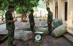 Thu giữ 423kg nguyên liệu thuốc bắc nhập lậu