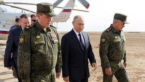 Bộ Quốc phòng Nga tổ chức họp báo về cuộc tập trận Kavkaz-2020