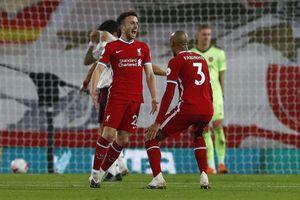 Tân binh ghi bàn ra mắt, Liverpool thắng dễ Arsenal