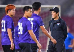 Vì sao HLV Nishino gọi đội hình B tuyển Thái Lan tập trung?