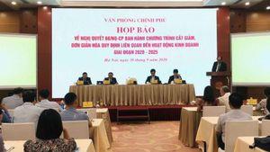 Bộ trưởng Mai Tiến Dũng: Việt Nam còn rất nhiều dư địa cho tăng trưởng thông qua việc cải cách