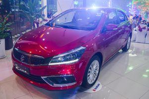 Suzuki Ciaz 2020 khó làm nên chuyện trong nhóm sedan hạng B