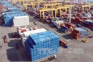 Xuất khẩu của Hàn Quốc tăng lần đầu tiên trong bảy tháng