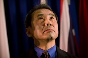 Biên niên ký chờ giải Nobel Văn học cho Haruki Murakami