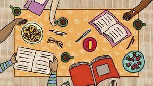 Câu lạc bộ sách ở Mỹ hoạt động như thế nào giữa mùa dịch?