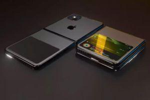 Bằng sáng chế hé lộ về iPhone Flip: Tự chữa vết trầy, 2 màn hình