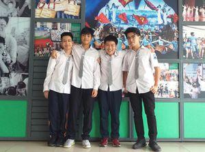 Việt Nam xuất sắc giành 2 giải tại cuộc thi Toán mô hình quốc tế 2020