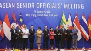 Giữ vững an ninh khu vực, thúc đẩy sự can dự thực chất có phối hợp của các nước lớn tại tiểu vùng sông Mekong
