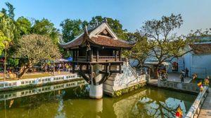 Những di tích, bảo vật của Thủ đô nghìn năm văn hiến: Một Cột - ngôi chùa độc đáo bậc nhất đất Thăng Long