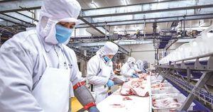 Thịt heo bày thế trận cạnh tranh trong EVFTA