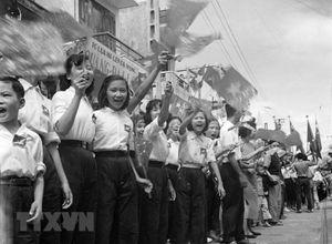 Hà Nội ngày trở về - Thủ đô bước sang trang sử mới